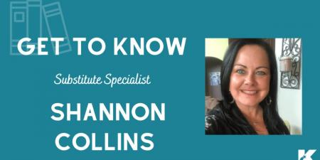 Get To Know Klein ISD Substitute Specialist Shannon Collins