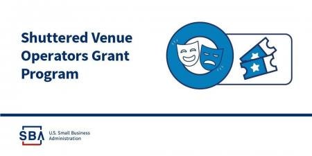 Shuttered Venue Operators Grant Program