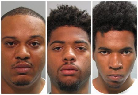 Three Arrested For Spring Home Burglary