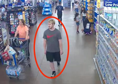 Authorities Looking For Indecency Suspect