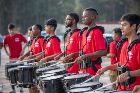 Spring ISD To Host Band Halftime Showcase