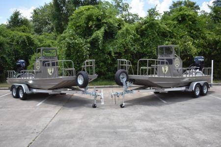 PCT 4 Purchases New Rescue Boats