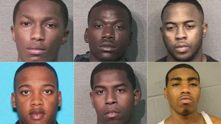 6 Suspects Arrested For ATM Burglary
