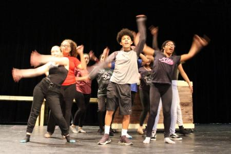 SHS Celebrates Diversity In Upcoming Musical Production