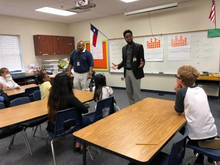 Spring ISD Math Educators To Compete In Teach-Off